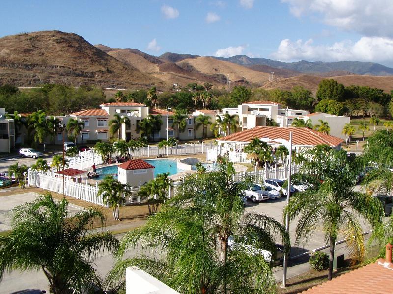 Peaceful Scenic Golf Resort Villa, Caribbean Sea - Image 1 - Guayama - rentals
