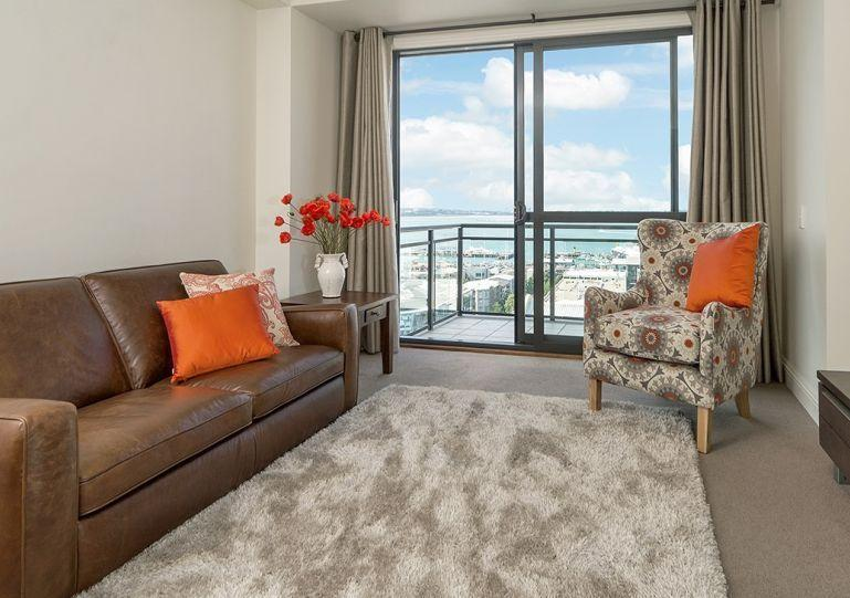 Large sunny apartment - Heritage Towers 12th Floor Apartment with Views over Auckland Harbour. - Auckland - rentals