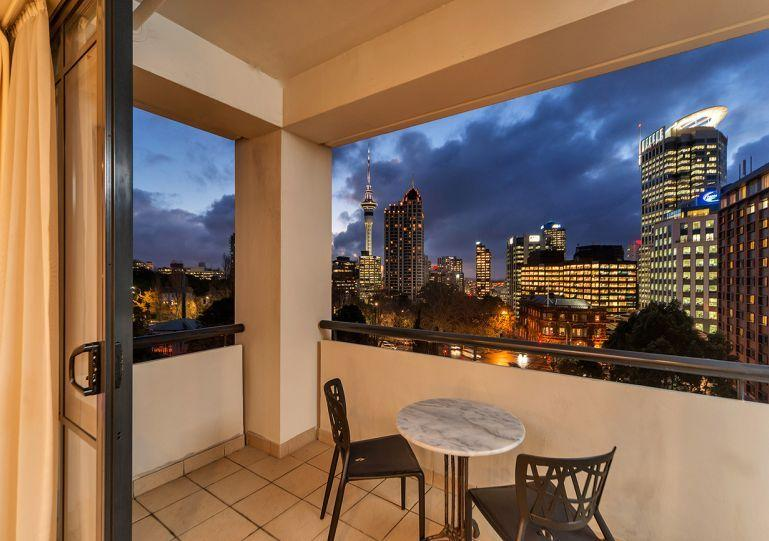 Superb views of the city - Auckland, New Zealand Corner Serviced Apartment Hotel Accommodation, City CBD, Central - Albany - rentals