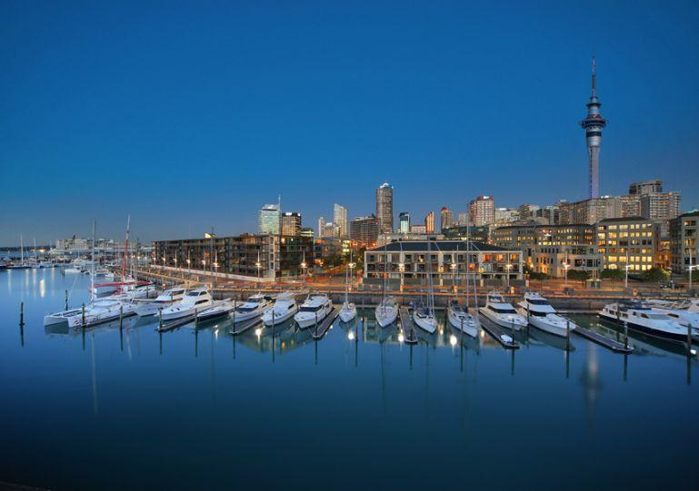 Located in the heart of Auckland City - Lighter Quay Viaduct Marina Serviced Apartment - Auckland - rentals