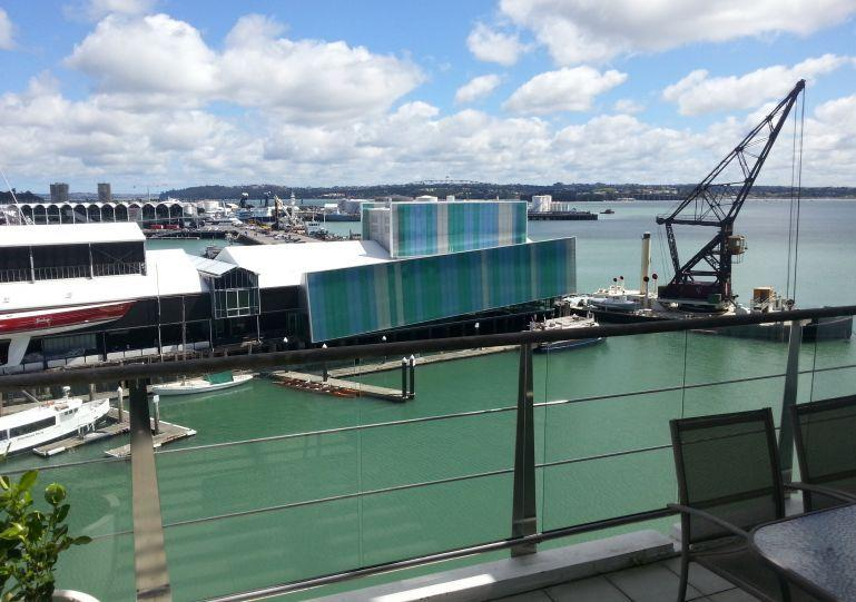 Beautiful views over the harbour - Princes Wharf Shed 22 Apartment on 5th Floor Auckland Downtown - Auckland - rentals