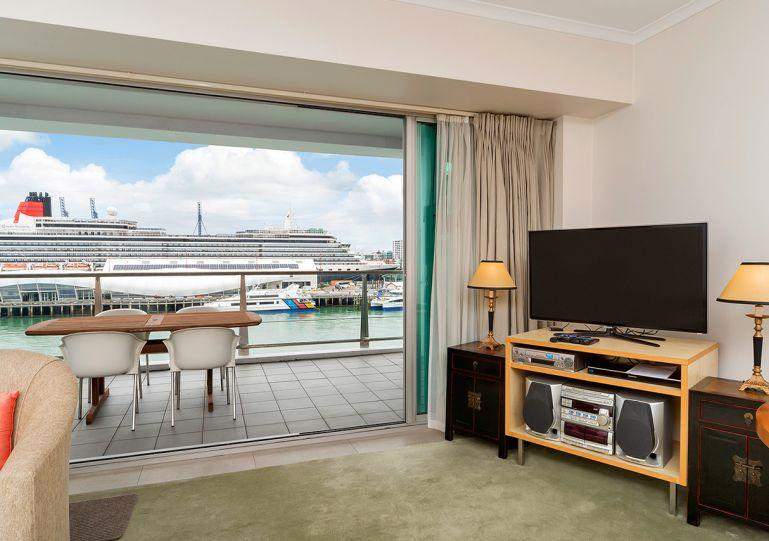 Absolute waterfront apartment - Princes Wharf Auckland Serviced Holiday Apartment with Sea Views - Auckland - rentals