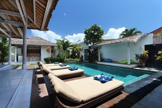 Villa Noa - Complex of pretty tropical villas 6BR - Seminyak - rentals