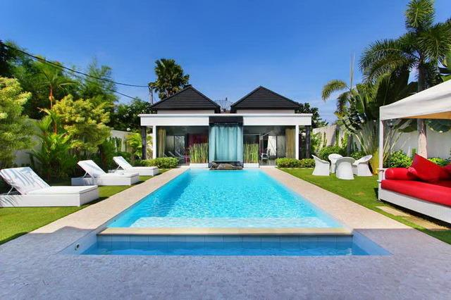Villa Kalamansi - Complex of beautiful and cozy villas 7BR - Seminyak - rentals