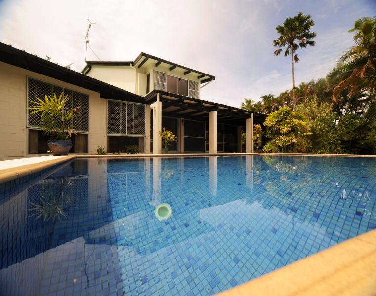 Villa 62 and lush foliage - Your Own Beautiful Home in Paradise - Pacific Harbour - rentals