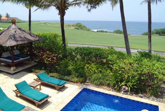 Ocean Golf,  Greg Norman course, 2/4 Bedroom Villa, Tanah Lot - Image 1 - Tabanan - rentals
