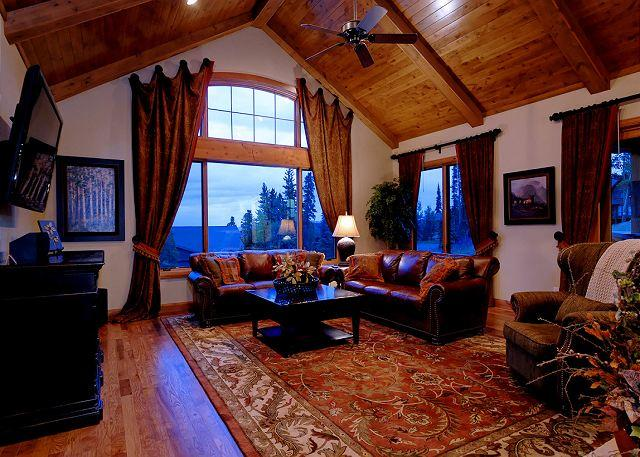 Lofty Lynx Villa - 5 Bedrooms 5 Baths with Exceptional ski area views! - Breckenridge - rentals