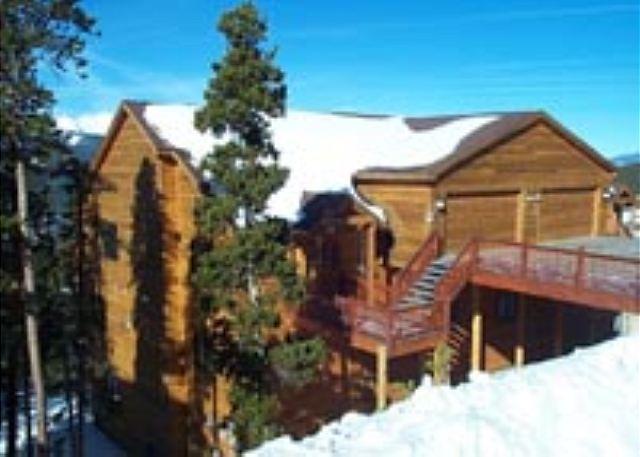 Located on Baldy Mountain-SunBreck has unbeatable views of the Ten Mile Range - Image 1 - Breckenridge - rentals