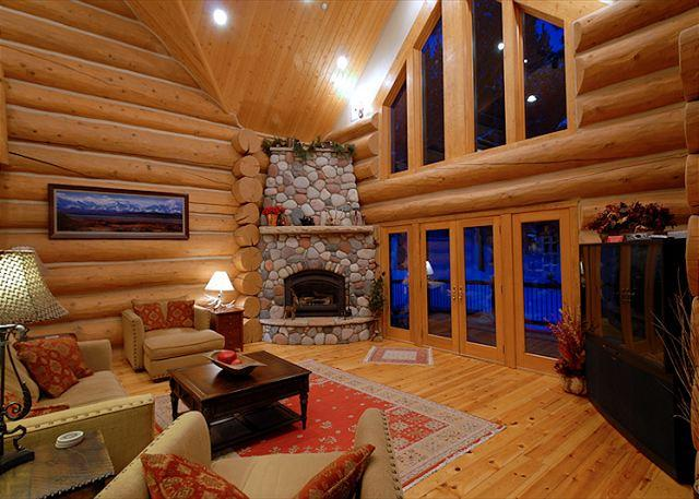 Paradise Meadow Lodge - Paradise Meadow Lodge is the ultimate mountain lodge!! - Breckenridge - rentals