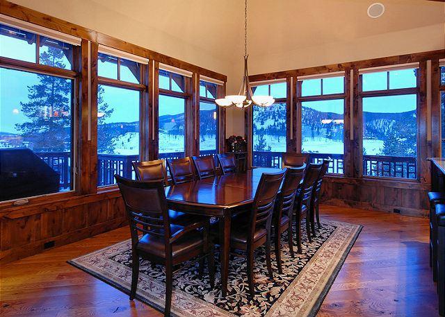 Villa Verde - Georgeous Villa in the Highlands, sits on Golf Course, Beautiful Views! - Breckenridge - rentals