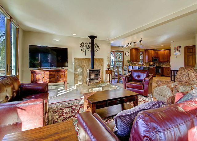 Raven's Bungalow - 4 Bedroom in town chalet in Historic Breckenridge - Breckenridge - rentals