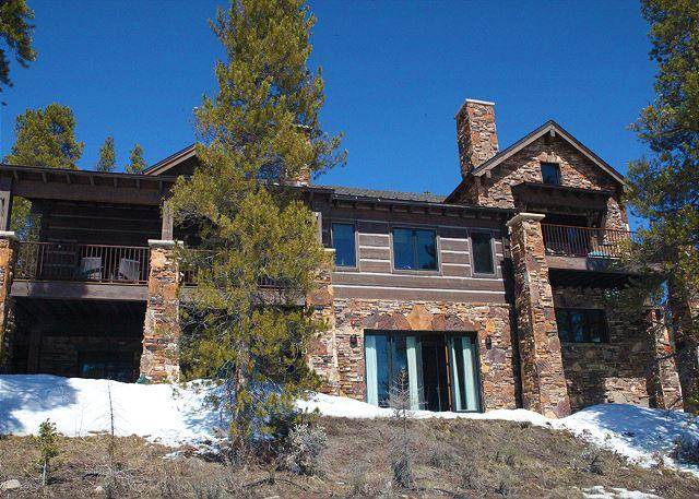 The Lodge at Stoney Ridge - Luxurious Mountain Lodge on 4 Acres in the Swan Valley! - Breckenridge - rentals
