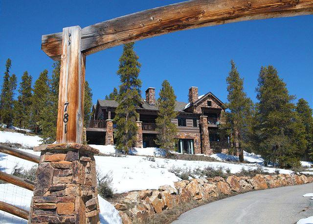 The Lodge at Stoney Ridge - Luxurious Mountain Lodge featuring privacy and amazing views! Close to Breck! - Breckenridge - rentals