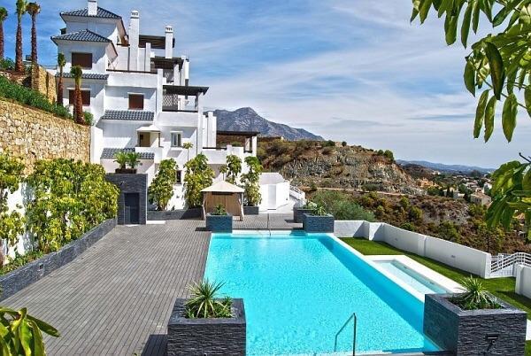 Pool - Valley Heights - Puerto José Banús - rentals