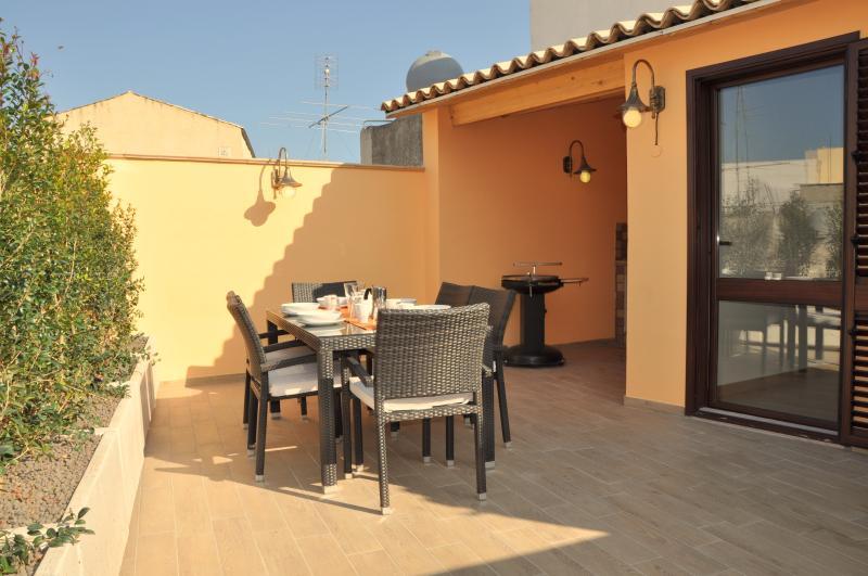 Wellness Home Galilei, jacuzzi, sauna, wi-fi. - Image 1 - Avola - rentals