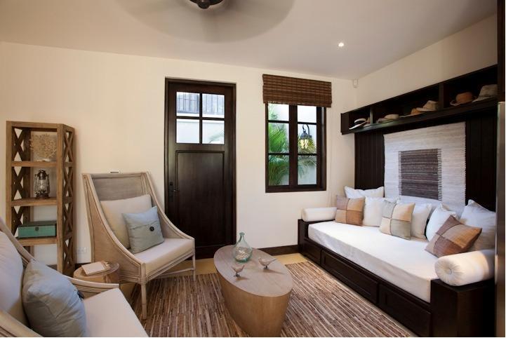 Living room - 20 Avenida la Antigua flat at Las Catalinas - Las Catalinas - rentals