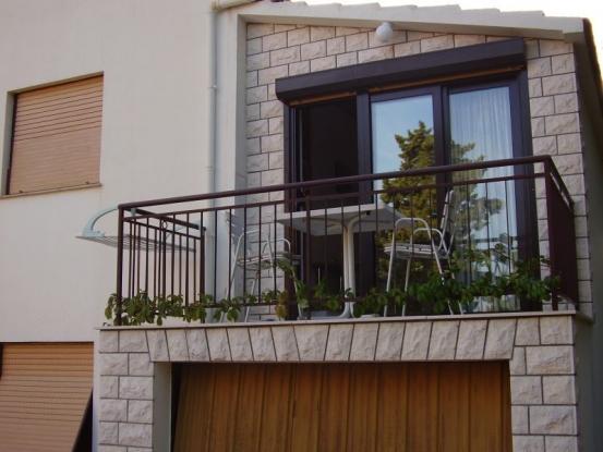 A1(2+1): terrace - 02201BOL A1(2+1) - Bol - Bol - rentals