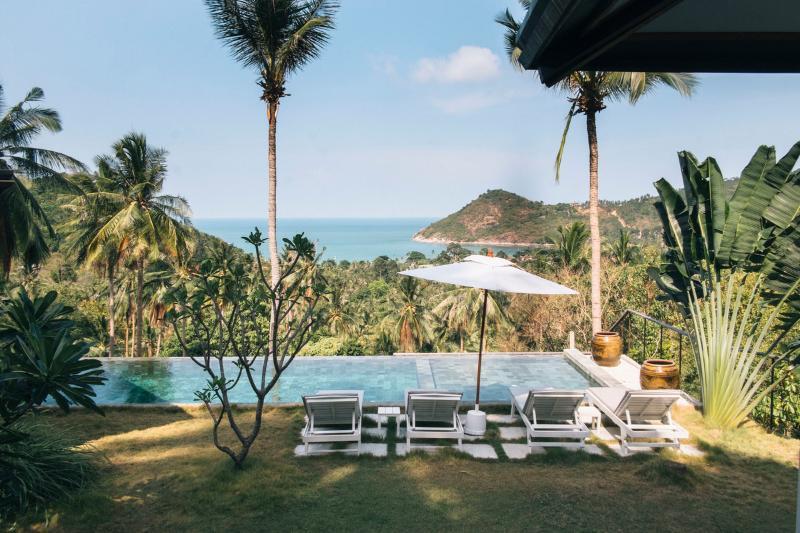 Pool and view - Narivana Koh Phangan - Koh Phangan - rentals