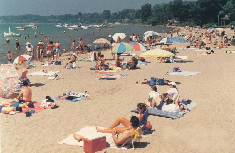 Port Dover Main beach - Port Dover Summer House - cycling, hiking & beach - Port Dover - rentals