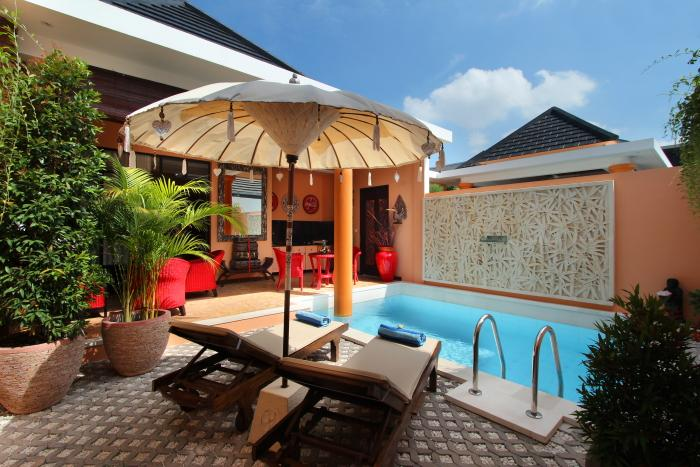 #A1 Colorful and modern villa 500m from Seminyak beach - Image 1 - Seminyak - rentals