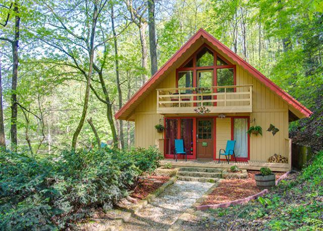 Hot Summer Special from $119!!! 3 BR Downtown Gatlinburg Chalet. - Image 1 - Gatlinburg - rentals