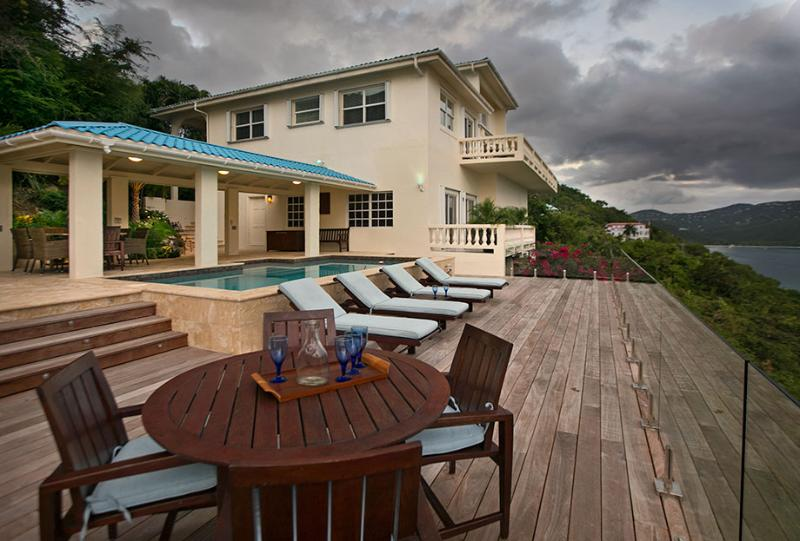 Pallina at Peterborg, St. Thomas - Ocean View, Pool, Fully Air-Conditioned - Image 1 - Peterborg - rentals