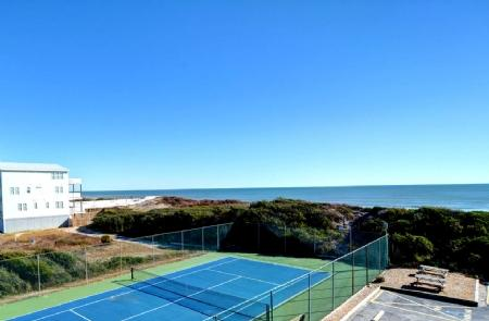 Balcony View - ST. Regis 3111 - North Topsail Beach - rentals