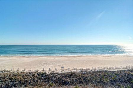 Balcony View - ST Regis 3307 - North Topsail Beach - rentals