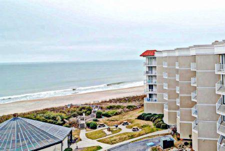 Oceanfront View - ST. Regis 2601 - North Topsail Beach - rentals