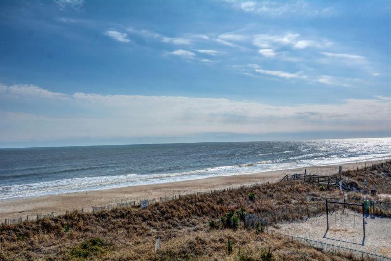 View - ST. Regis 1206 - North Topsail Beach - rentals