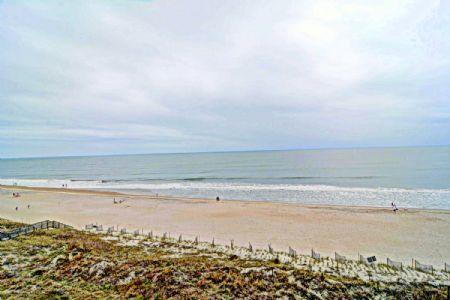 Oceanfront Balcony 1 - ST. Regis 3408 - North Topsail Beach - rentals