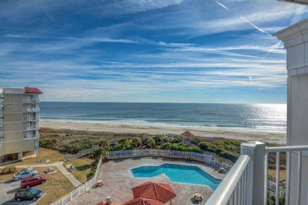 View - ST. Regis 2613 - North Topsail Beach - rentals