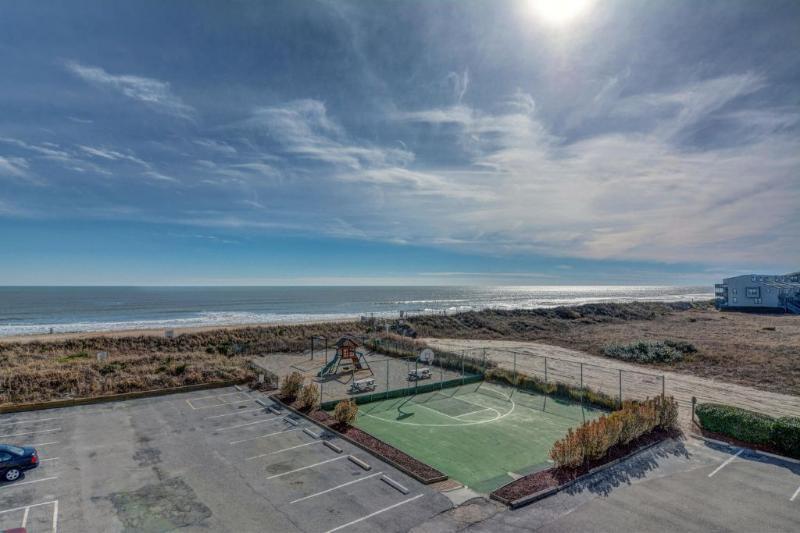 Balcony View - ST. Regis Unit 1203 - North Topsail Beach - rentals
