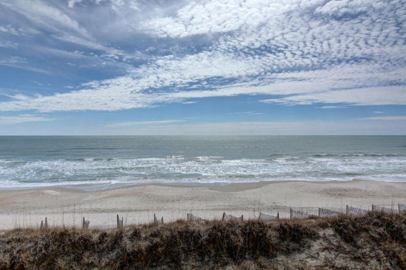 Balcony View - 216-B Villa Capriani - North Topsail Beach - rentals