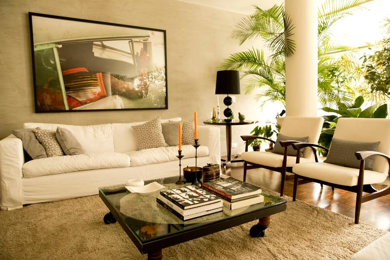 Charming 2 Bedroom Apartment in Higienópolis - Image 1 - Sao Paulo - rentals