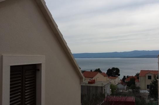 A2(4+1): balcony view - 00101BOL  A2(4+1) - Bol - Bol - rentals