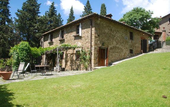 3 bedroom Villa in Volpaia, Tuscany, Italy : ref 2268308 - Image 1 - Volpaia - rentals