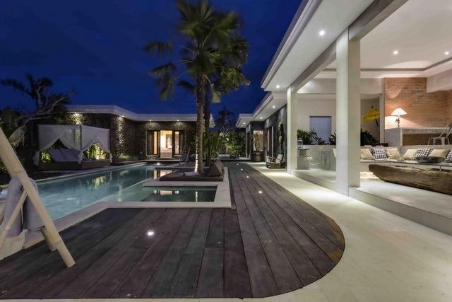 Villa Mana - #KF6 Complex of comfy spacious modern villas 6BR - Seminyak - rentals