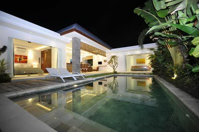 Villa Lotus - Complex of trendy tropical cozy villas 7BR - Seminyak - rentals