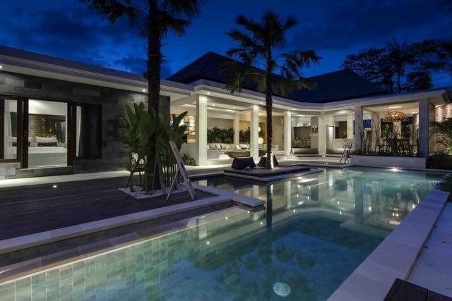 Villa Mana - Complex of beautiful classy modern villas 9BR - Seminyak - rentals