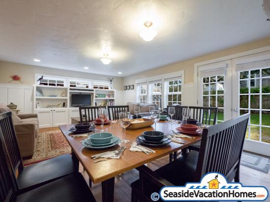 821 Beach Dr - NEAR OCEAN - Professionally Managed - Image 1 - Seaside - rentals