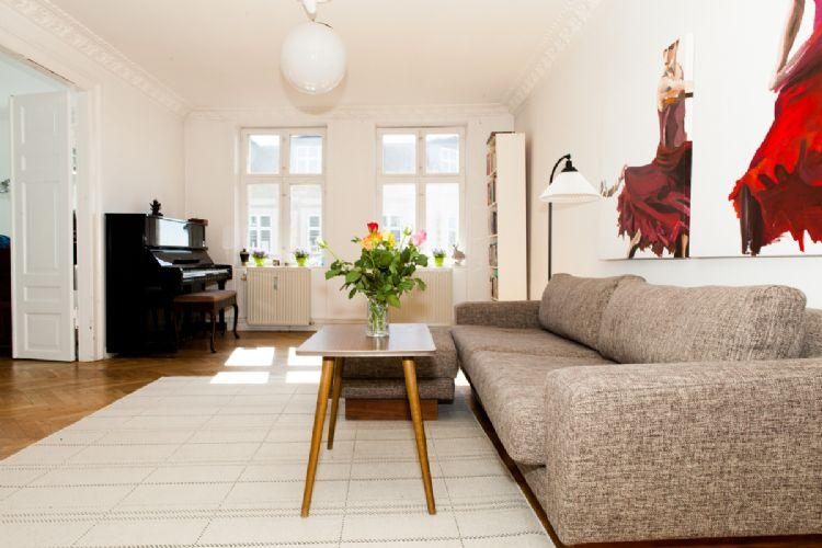 Vesterbrogade Apartment - Family friendly Copenhagen apartment with balcony - Copenhagen - rentals
