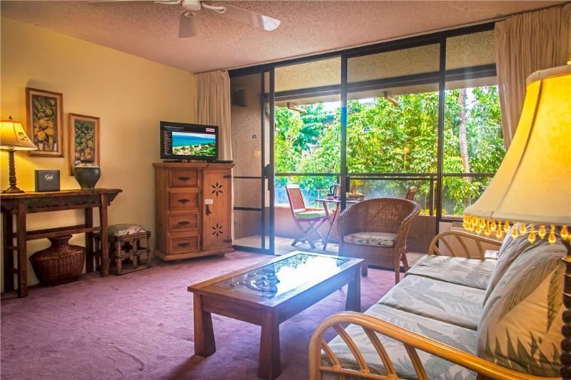 Kahana Villas E-308 - Image 1 - Lahaina - rentals