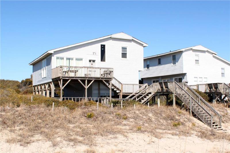 Freezes Gull 4803 West Beach Drive - Image 1 - Oak Island - rentals