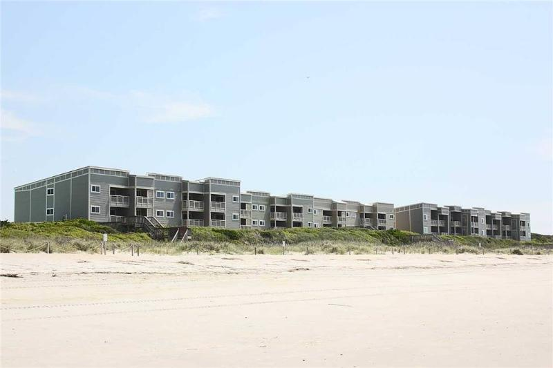 The Palm   Unit #402 1000 Caswell Bch Rd. - Image 1 - Caswell Beach - rentals