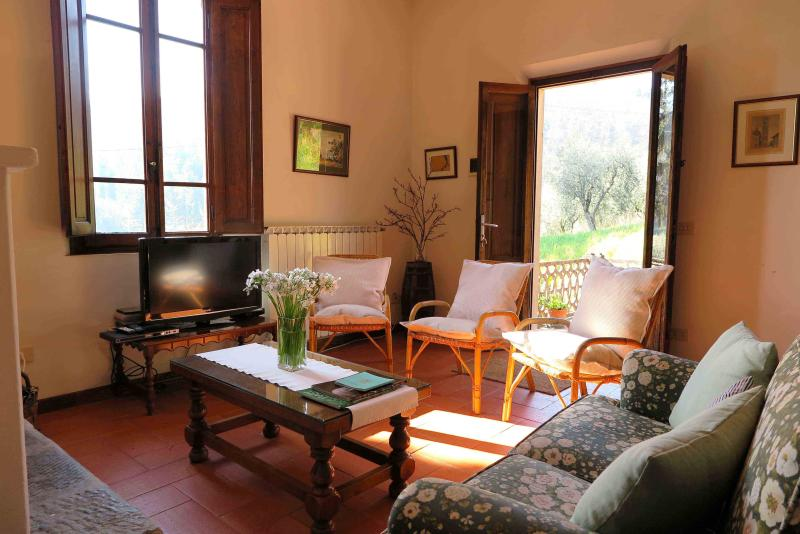 Cantina for 6 in Tuscan hills - Image 1 - Casalguidi - rentals