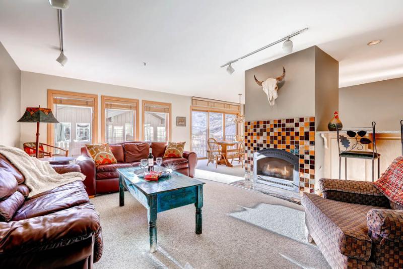 Superior Point 2F Living Room - Superior Point Condominiums - 2F - Alta - rentals