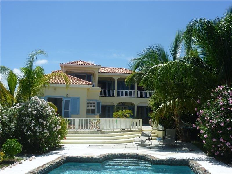 Dieppe Bay House - Image 1 - Antigua - rentals