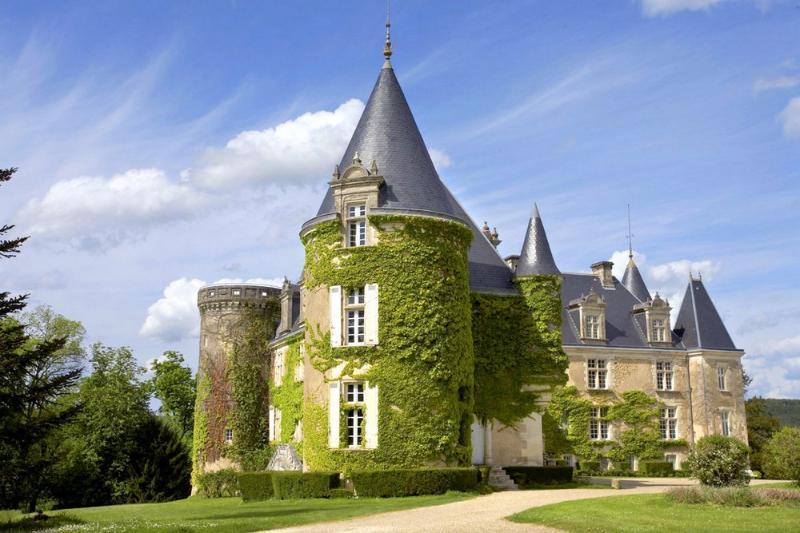 Petit Chateau Du Campe - Image 1 - Brantome - rentals