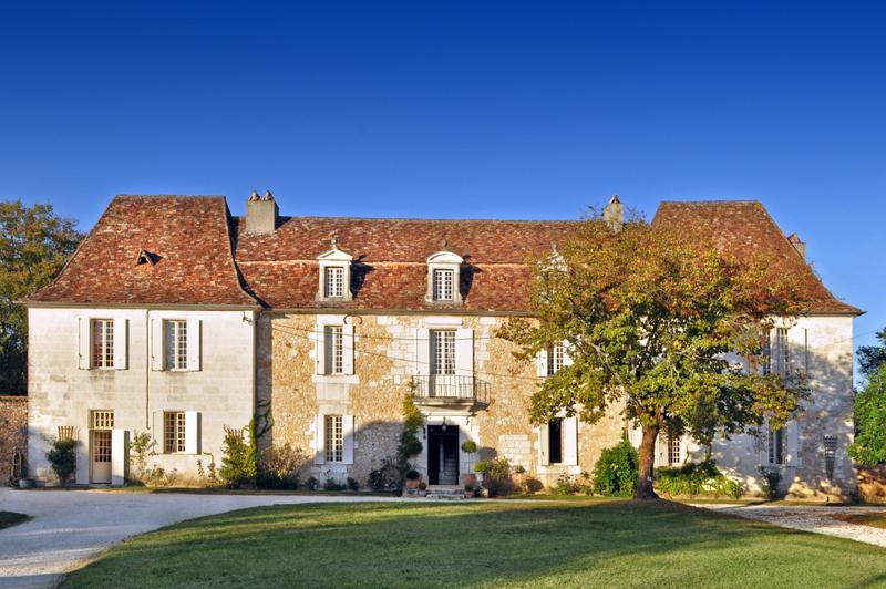Chateau De Neveu - Image 1 - Saint-Martin-des-Combes - rentals